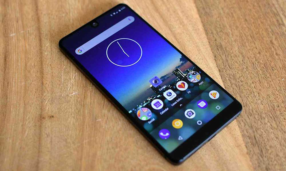 Smartphone Android Oreo