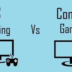 Console ou PC gamer : que choisir en 2018 ?