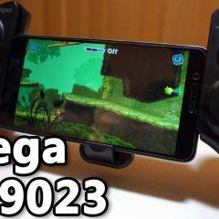 Test iPEGA 9023 Bluetooth : Manette de jeux pour Smartphone Android compacte
