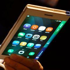 La marque LG dépose un brevet pour un smartphone pliable similaire à un portefeuille