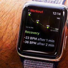 Apple Watch Series 3 : Notre test sur cette montre connectée signée Apple