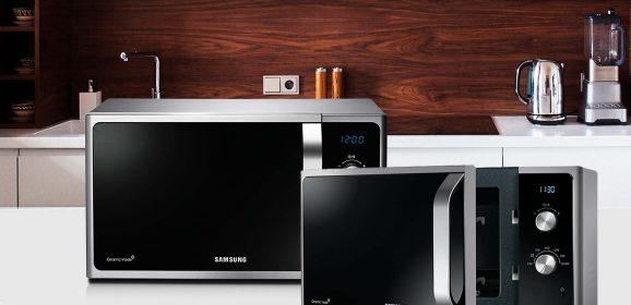 Test du Samsung MS23F301EAS-EN : Un four micro-ondes à petit prix