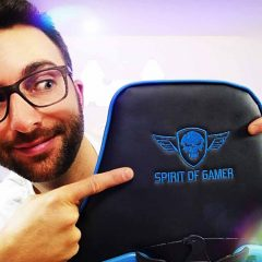 Test du fauteuil gaming Spirit of Gamer Viper