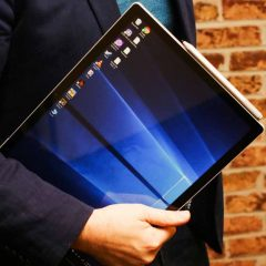 Test Microsoft Surface Book 2 15 pouces