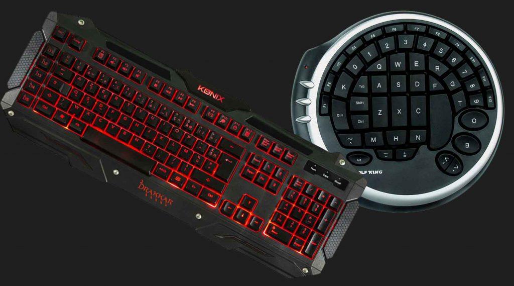 Meilleur format de clavier gaming mécanique : Comment bien choisir son clavier gamer selon son format ?
